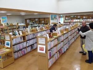 五個荘図書館9