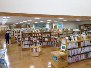 五個荘図書館2