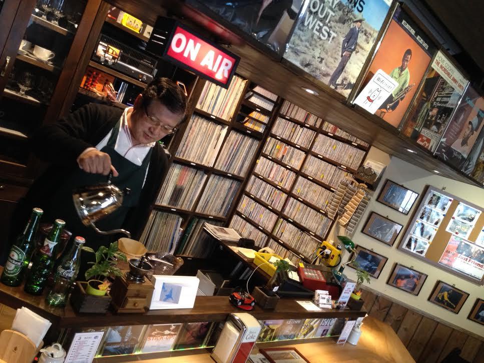 雰囲気満点!こだわりJAZZ喫茶が近江八幡に!