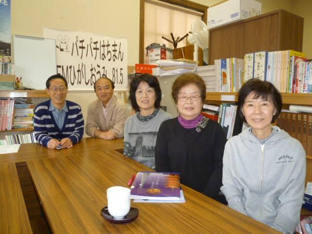 市民ギターオーケストラの北川さん、大谷さん、宇野さんにご出演いただきました。