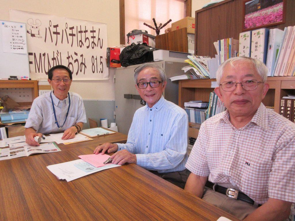 近江エスペラント会の檜山さんと大西さんにご出演いただきました。