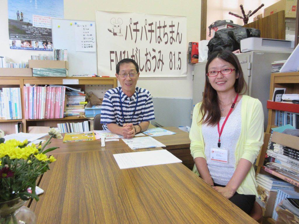 こどもサポート教室「きらり」の岩渕奈緒子さんにご出演いただきました。