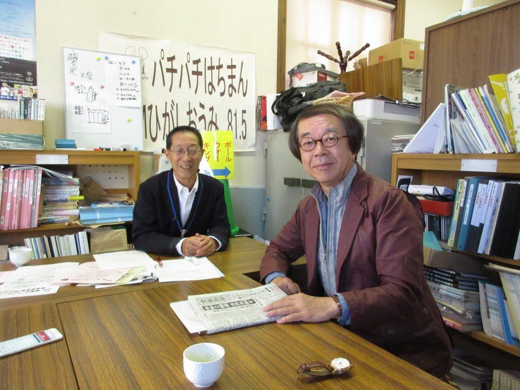 同志社大学政策学部 教授の井口貢さんにご出演いただきました。