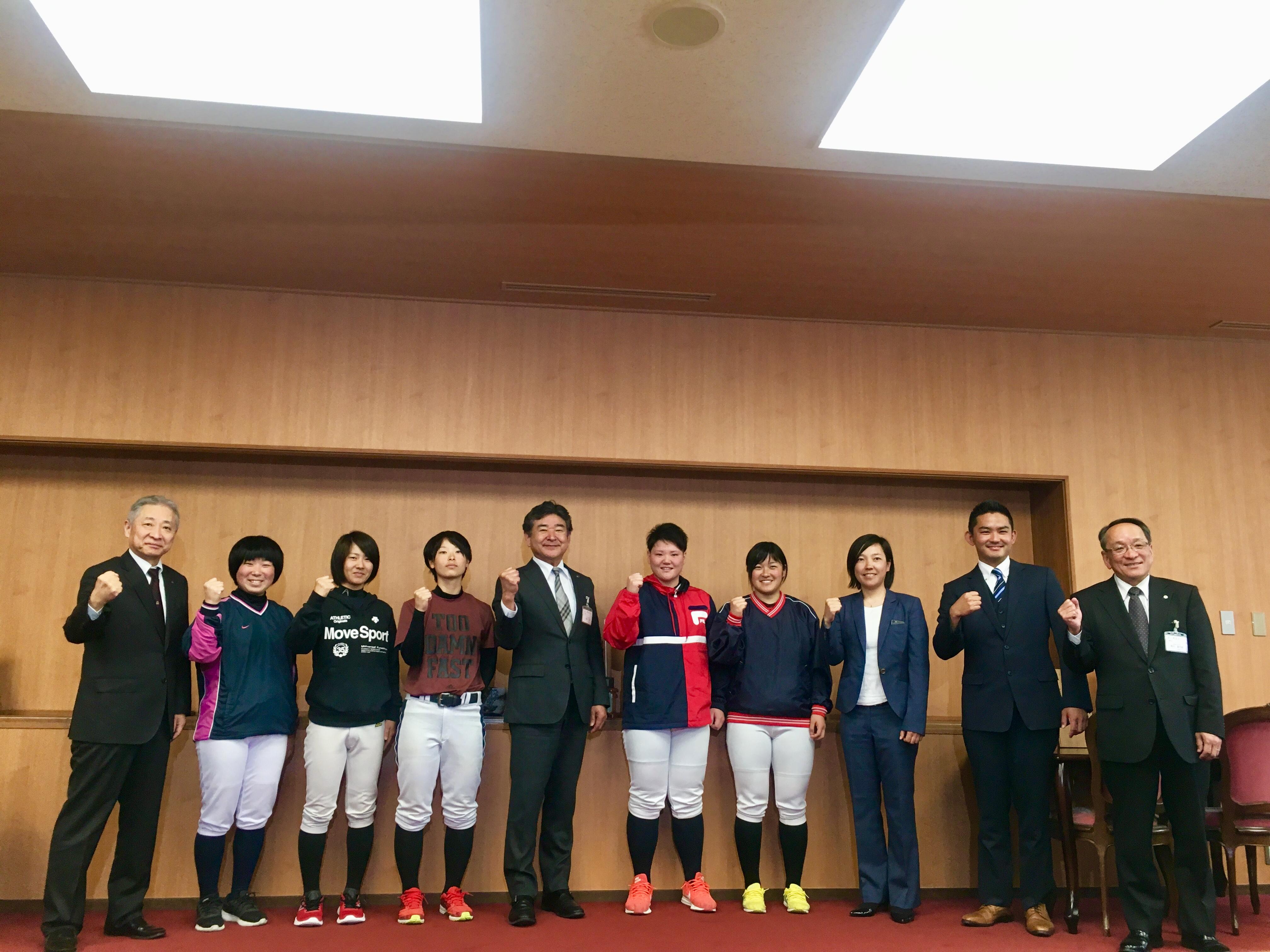 東近江から日本一を!女子硬式野球チーム東近江バイオレッツ始動!!